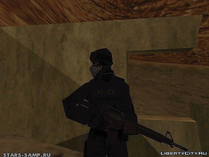 Из спецназа в гангстеры