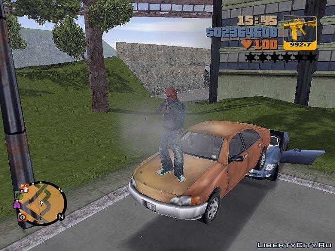 Физика в GTA 3