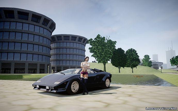 Lamborghini Countach LP500 [3]