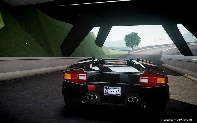 Lamborghini Countach LP500 [2]