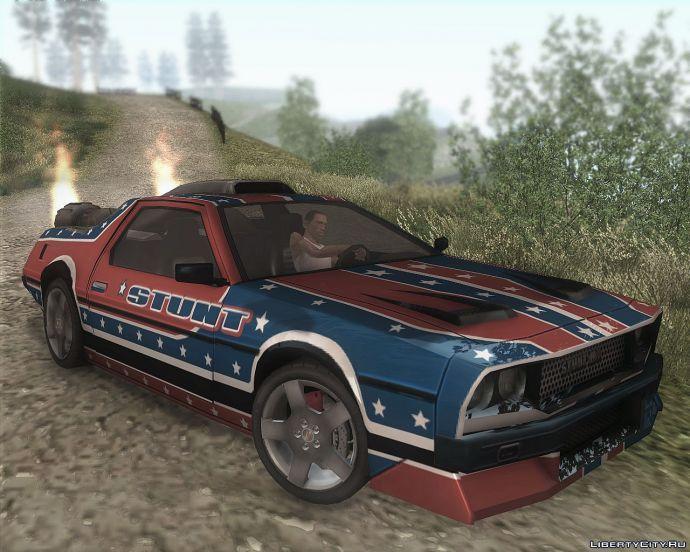 Авто из FlatOut 2