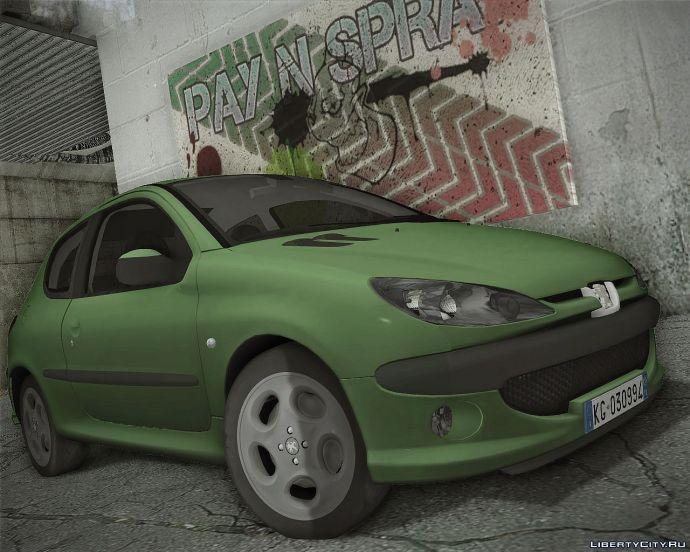 2003 Peugeot 206 HDi