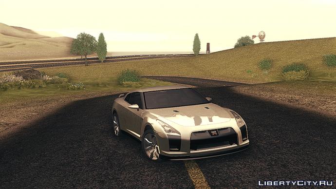 Nissan Skyline Proto