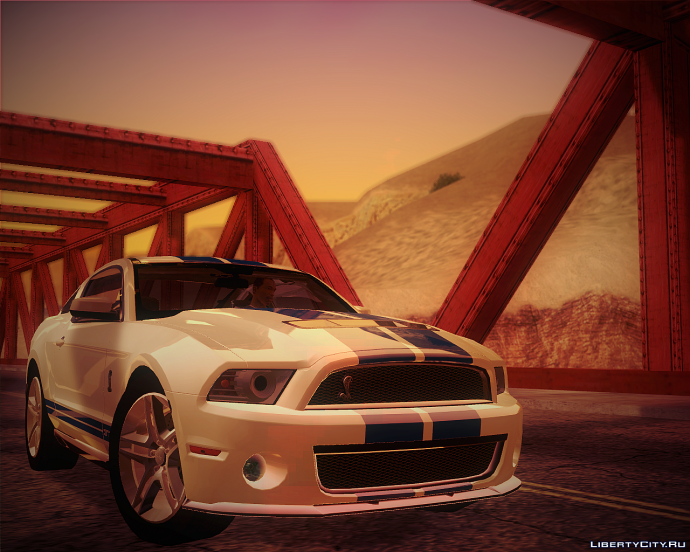 Ford Shelby 1
