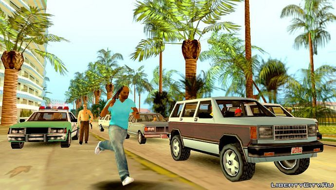 GTA Vice City Stories (PSP)