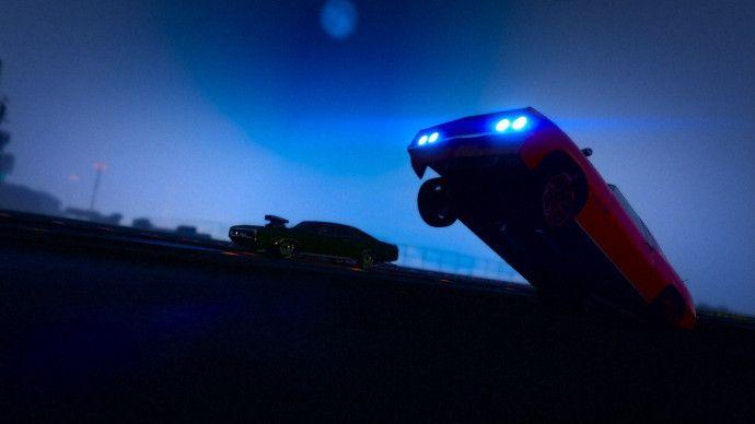 Красивые скриншоты из GTA
