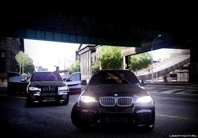 BMW X6 & BMW X5