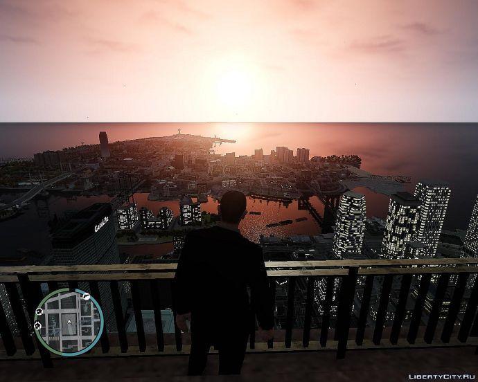 Рассвет в Liberty City
