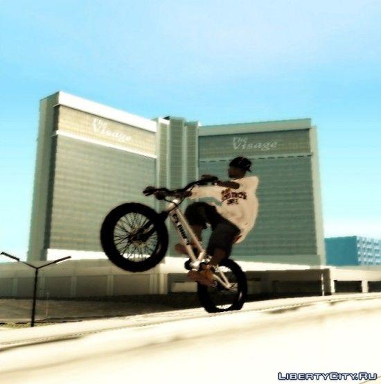 On Bike...2