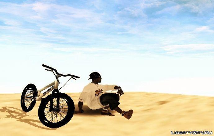 On Bike...4