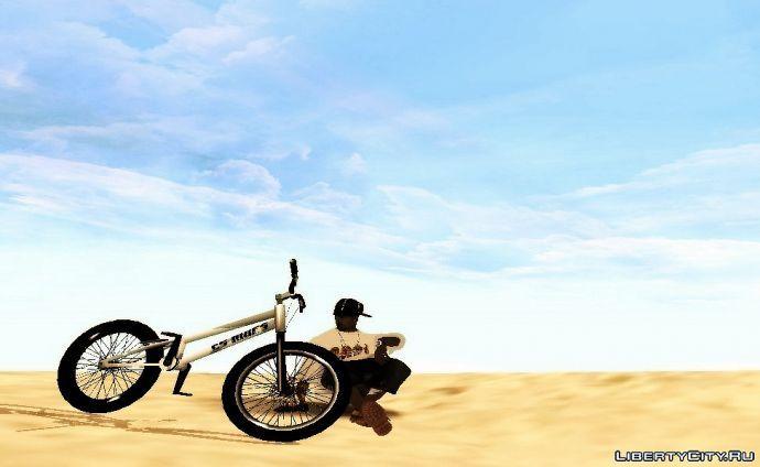 On Bike...5