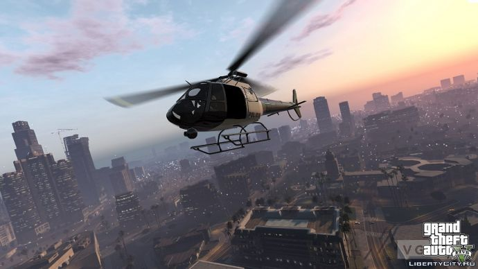 Вертолет