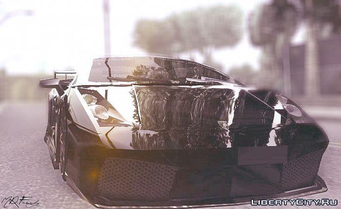 Красивая машина от Mr_Fredy