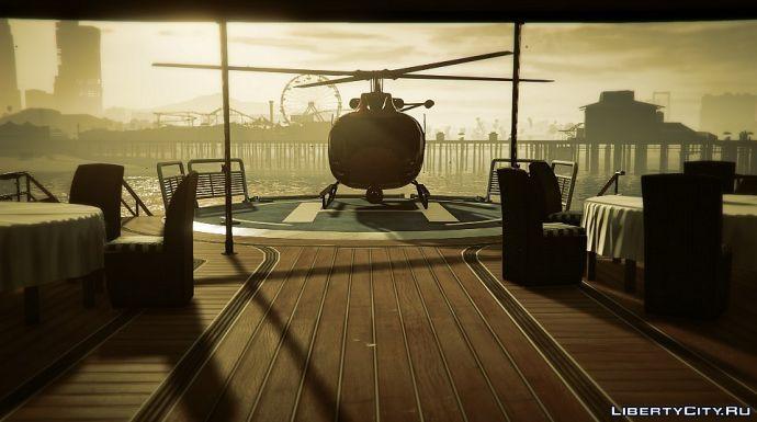 SNAPMATIX GTA 5. Вертолет