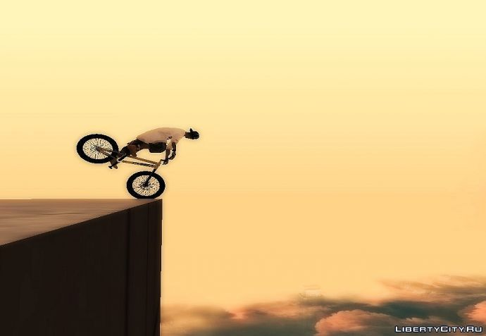 On Bike...7