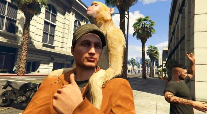 С мавпочкой