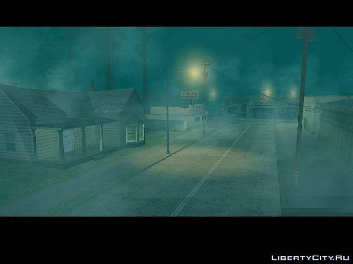 Angel Pine/Silent Hill