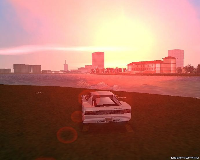 Vice City Sunset