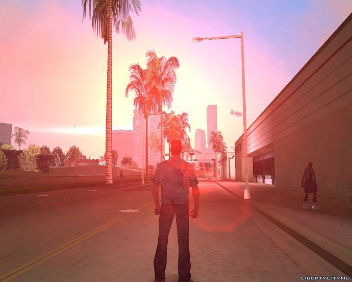 Vice City Sunrise #1