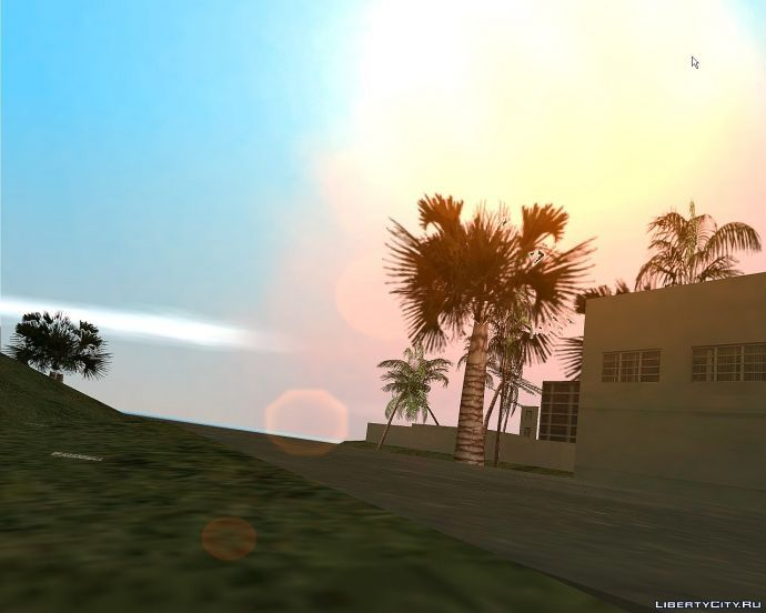 Vice City sunset #2