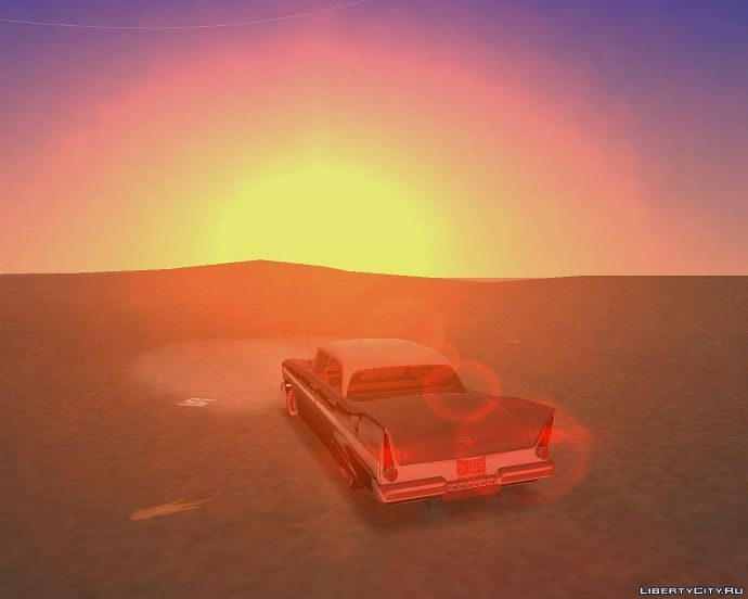 Vice City Sunrise