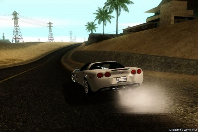 Corvette GR [1]