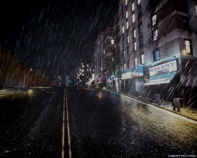 Ночь Liberty City