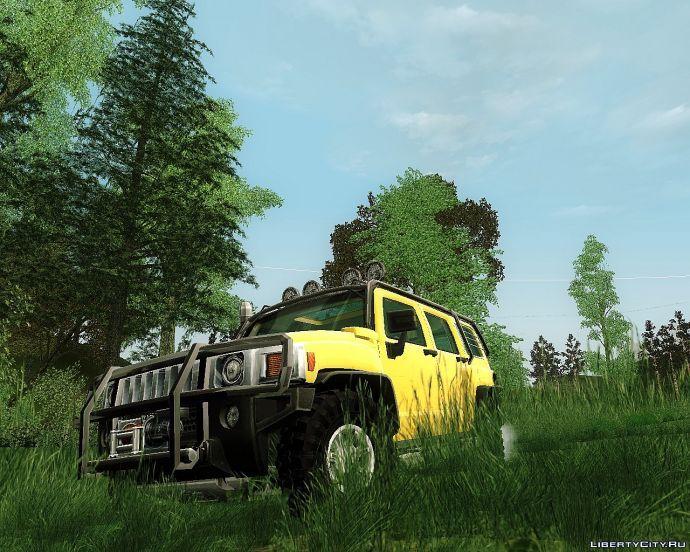 Hummer H3 #2
