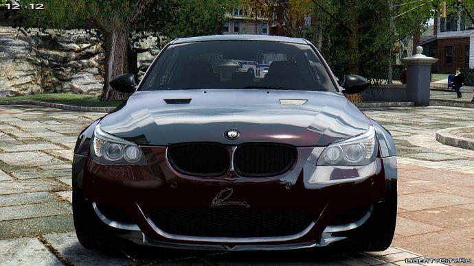 BMW M5 Lumma