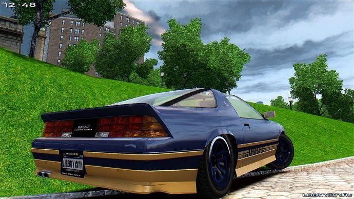 Standart car+ Ruiner