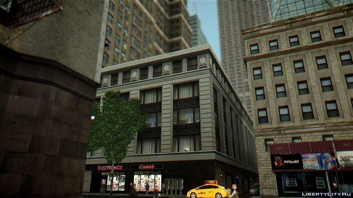 Манхэтон стрит