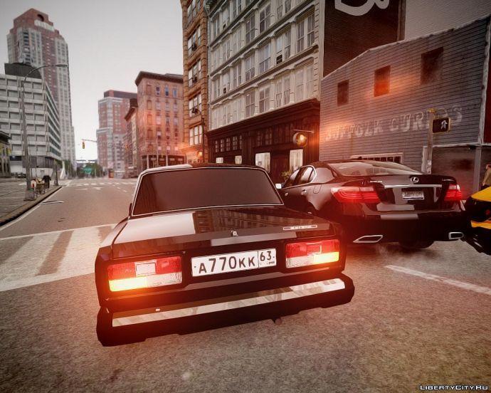LADA 007 $ Lexus