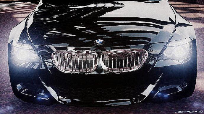 BMW M6 Красотка