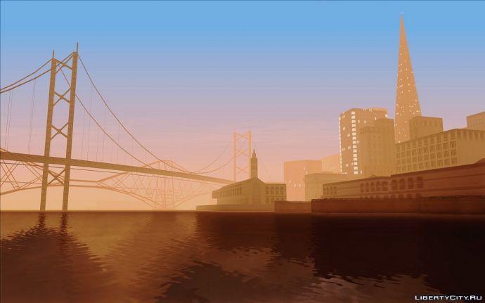 Мосты Сан Фиеро