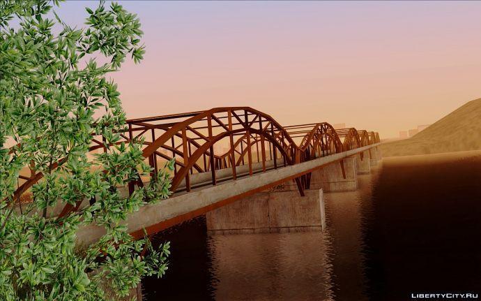 Мост в Лас Вентурас