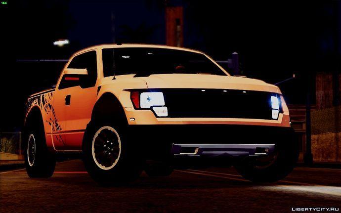 Ford SVT-150 Raptor