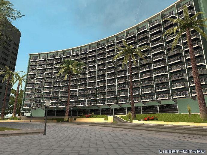 VIP отель лос сантоса