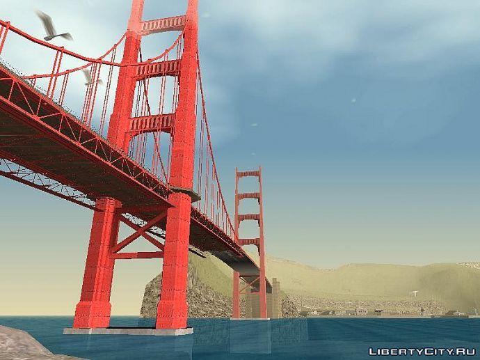Мост в Сан Фиерро