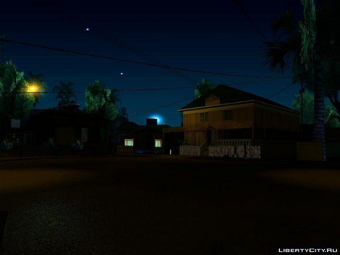 Ночной Ganton