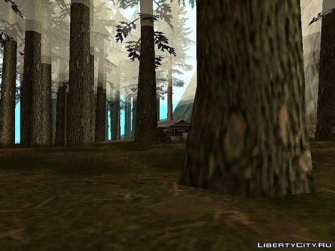 Домик в лесу 2