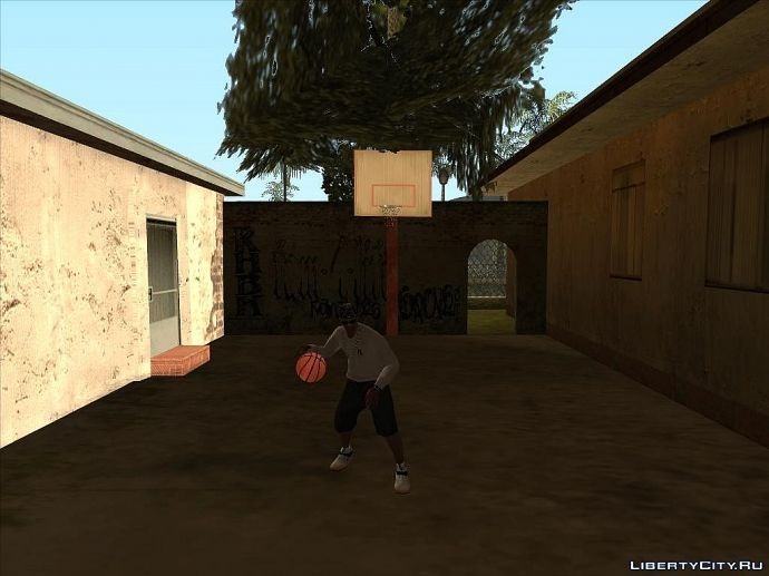 CJ баскетболист