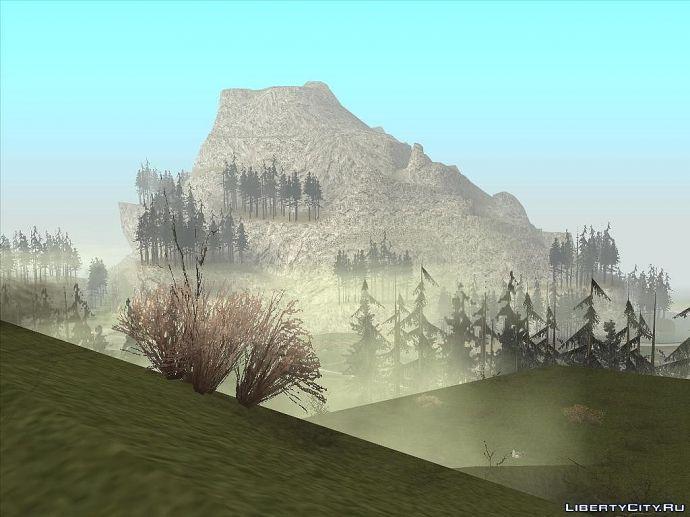 Гора Чиллиад