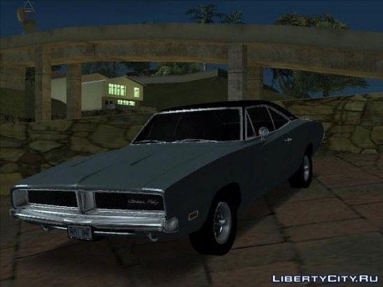 Dodge Carger