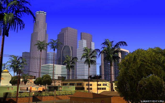 Небоскрёбы Лос-Сантос
