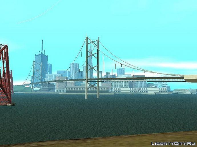 Liberty City в GTA SA