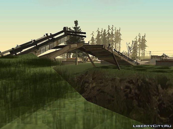 Разбитый мост