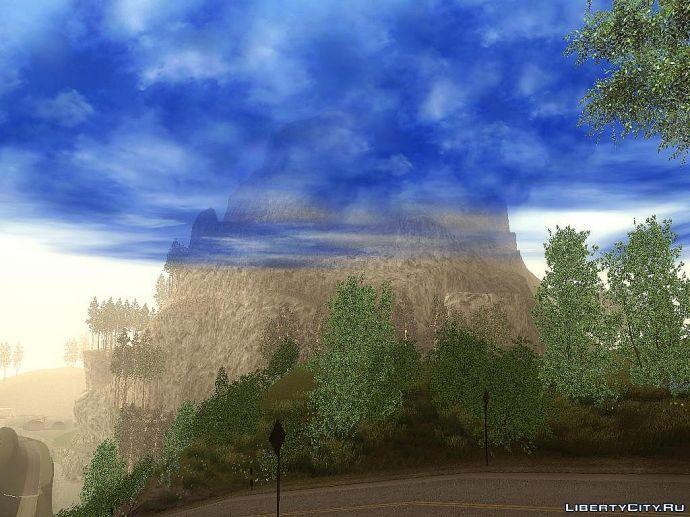 Гора чилиад