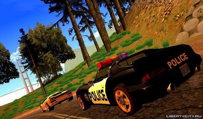 Banshee police