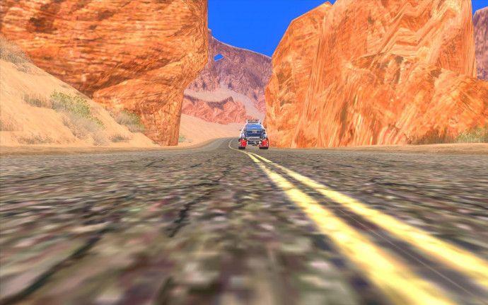 Путешествие по пустыне
