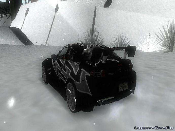 Mazda R8
